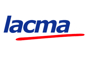 Moving - LACMA Logo
