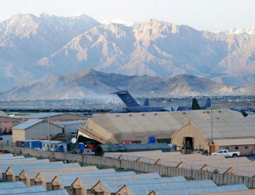 bagram airfield - Logistics Company