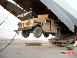 Transport in Afghanistan - Move One Inc.
