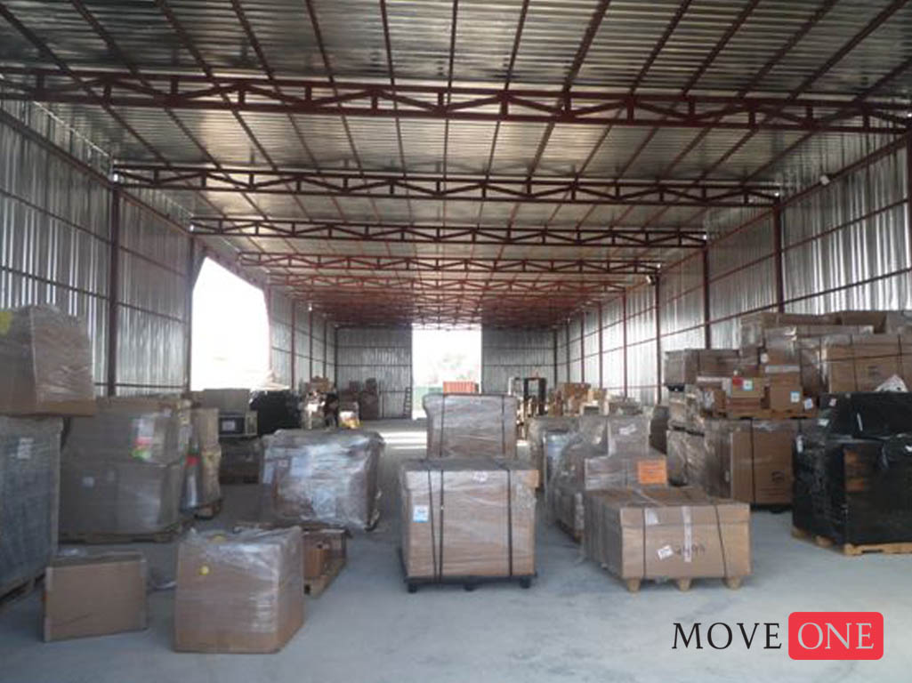 Warehousing in Iraq