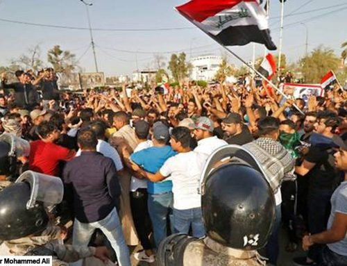 Move One : Escalating Protests Keep Iraqi Government on High Alert