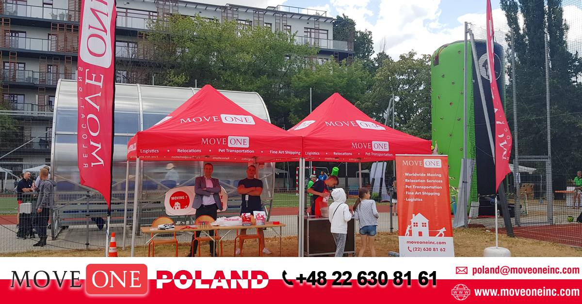 Move-One-Moving company Poland