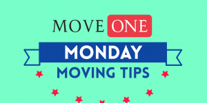 Move One Moving TIps