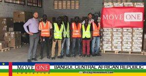 Move One Bangui 49th