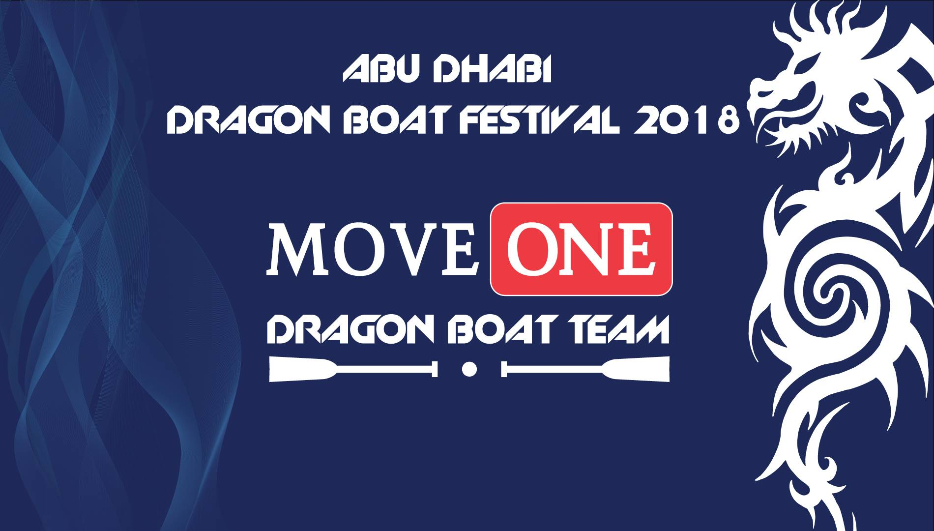 Move One AUH Dragonboat
