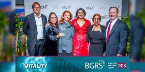 2018 BGRS Silver Supplier Award