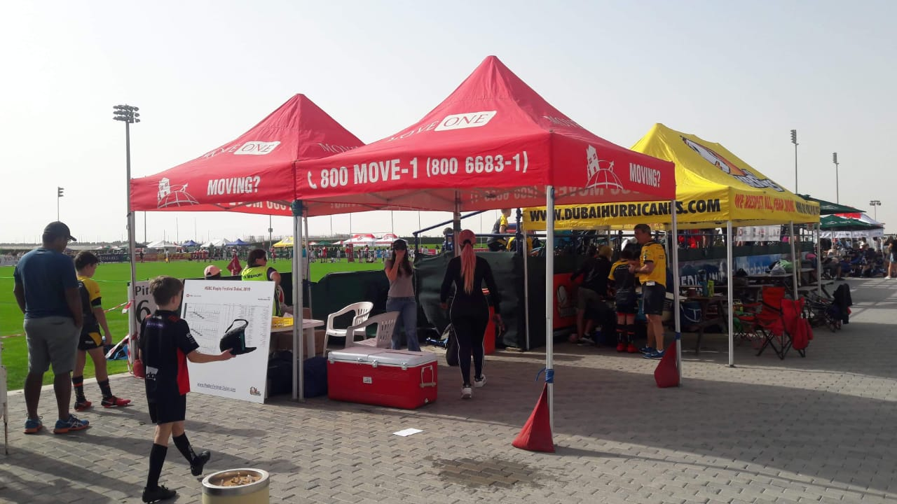 Move One Dubai - Rugby Fest15