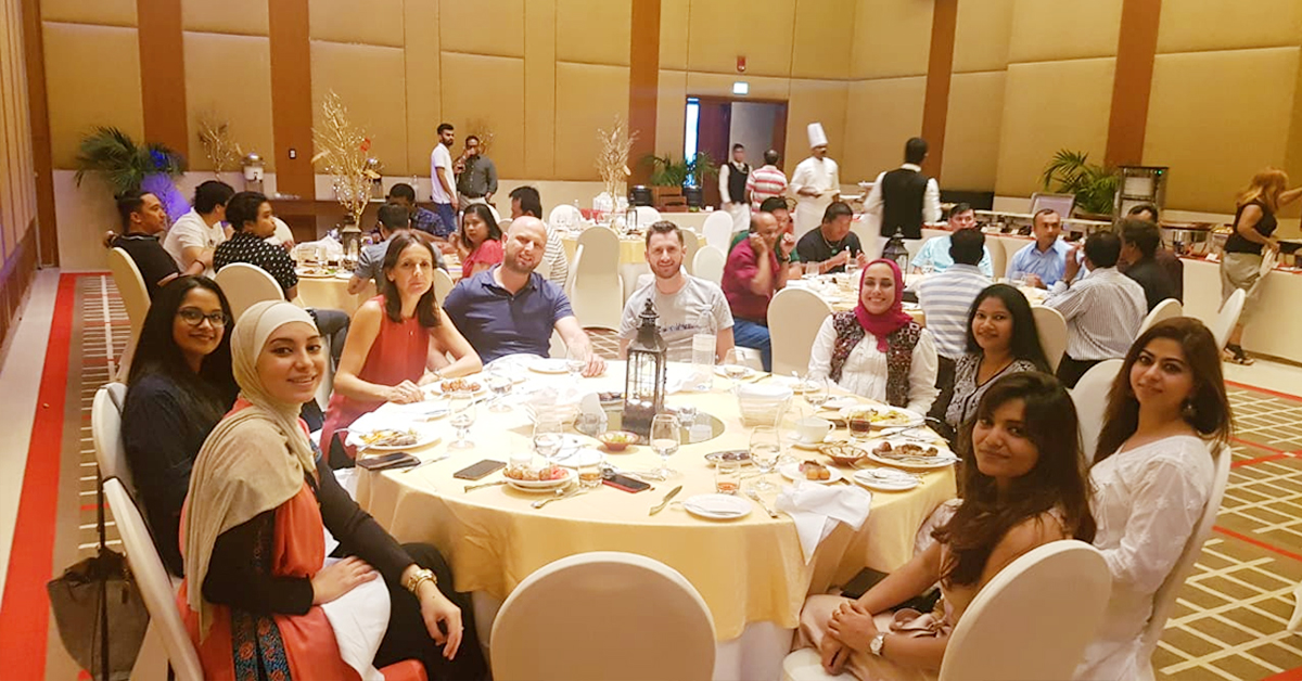Move One Dubai Iftar 6