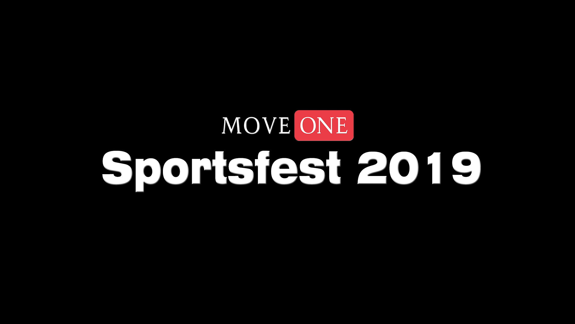Move One Sportsfest 2019