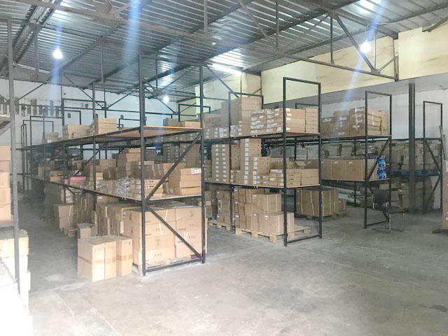 CAMEROON SPARE PARTS MANAGEMENT SERVICES