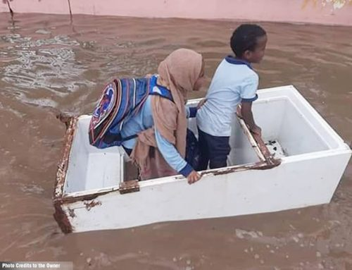 Excessive Rainfall and Flooding Throughout Djibouti