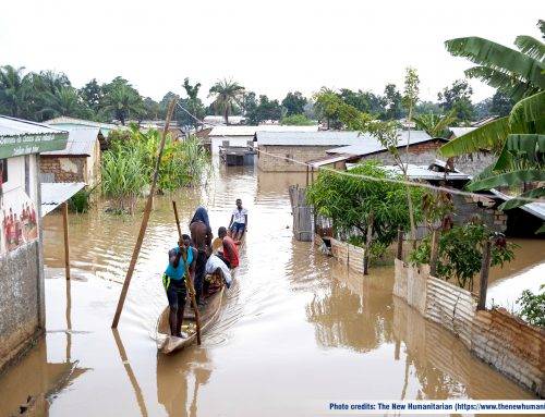 Severe Flooding Affecting Central African Republic (CAR)