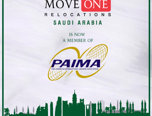 Move One Saudi Arabia: Now a Member of PAIMA