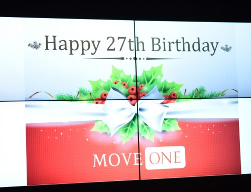 Move One South East Europe Offices celebrated our 27th Year of Opertations