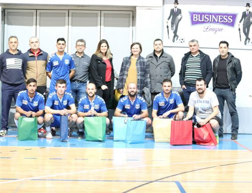Move One Macedonia: Backpack Donations to the Deaf Futsal Team Sloboda