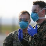 Move One Delivers Personal Protective Equipment to US Troops Stationed in Qatar