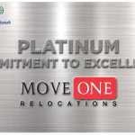 Move One Relocations Receives Top Level, Commitment to Excellence Platinum Award at Cartus 2020 Global Network Conference