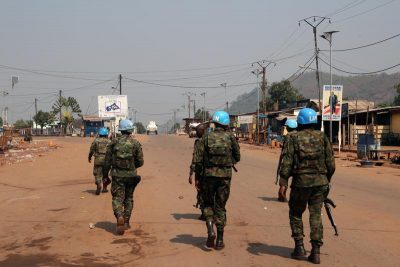 Move Central African Republic Rebel Attack