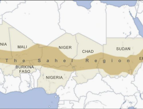Internal Displacement in the Sahel