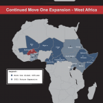Continued Move One Expansion: West Africa
