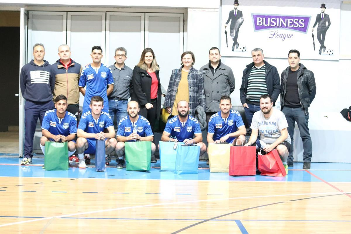 Move One Macedonia : Deaf Futsal Team Sloboda