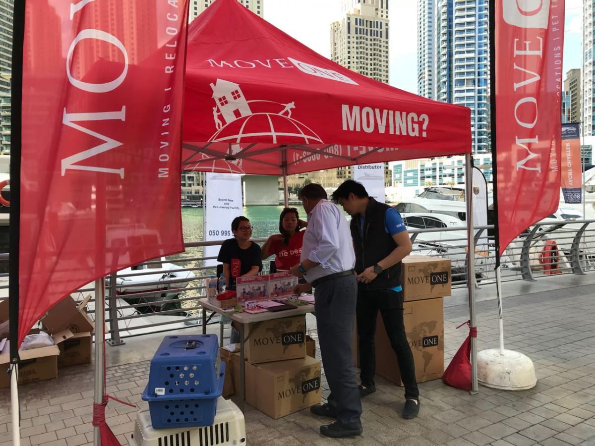 Move One at Dubai Marina