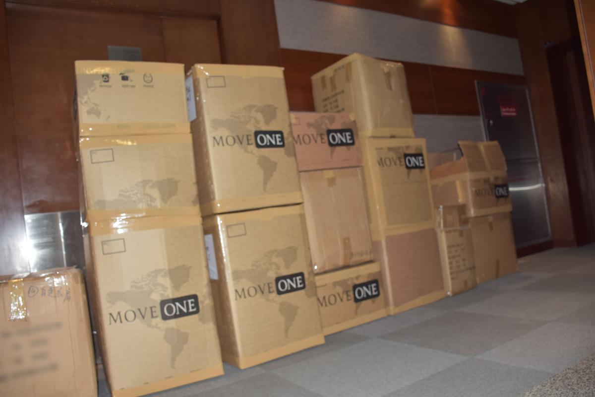 Office Move with Move One