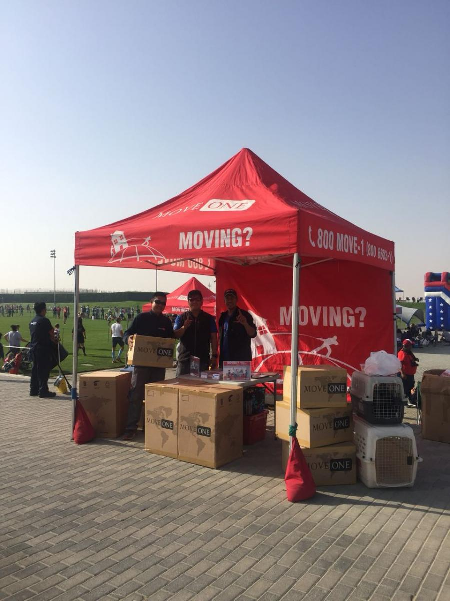 HSBC Rugby Festival Dubai 2018 - Move One